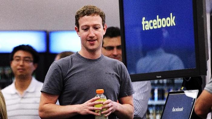 CEO Facebook Mark Zuckerberg