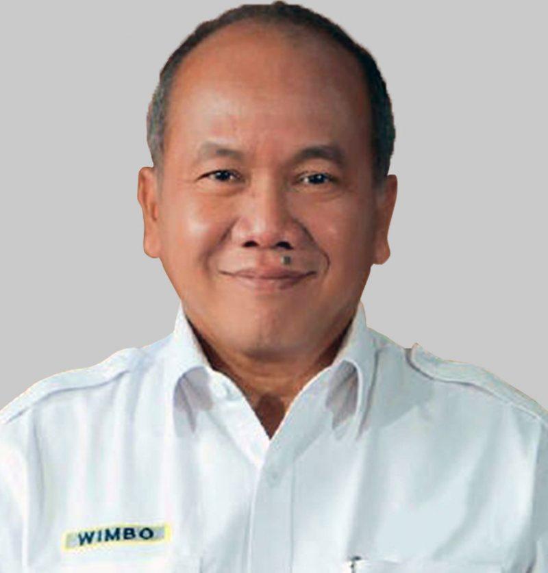 Wimbo Hardjito Ketua